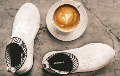 Mbetjet e kafesë përdoren në Finlandë për prodhimin e këpucëve