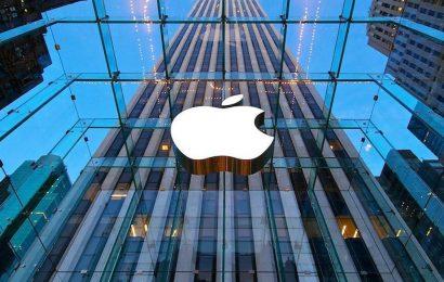 """""""Apple"""" shënon rënie të të hyrave për shkak të koronavirusit"""