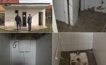 Shkolla në Neproshten pa kushte elementare
