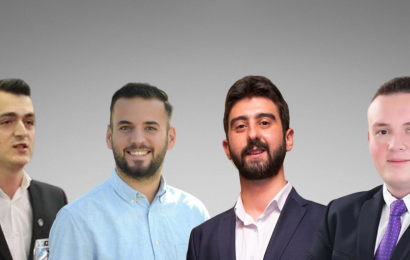 Përfaqësuesit e rinj të partive politike shqiptare në Maqedoninë e Veriut!