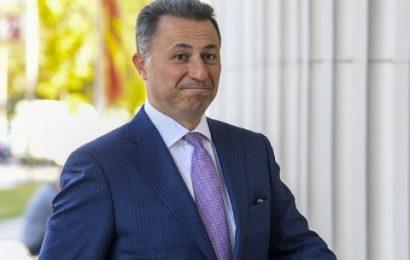 Gruevski: Unë kam menaxhuar shumë kriza, por kurrë nuk kam lejuar uljen e pagave