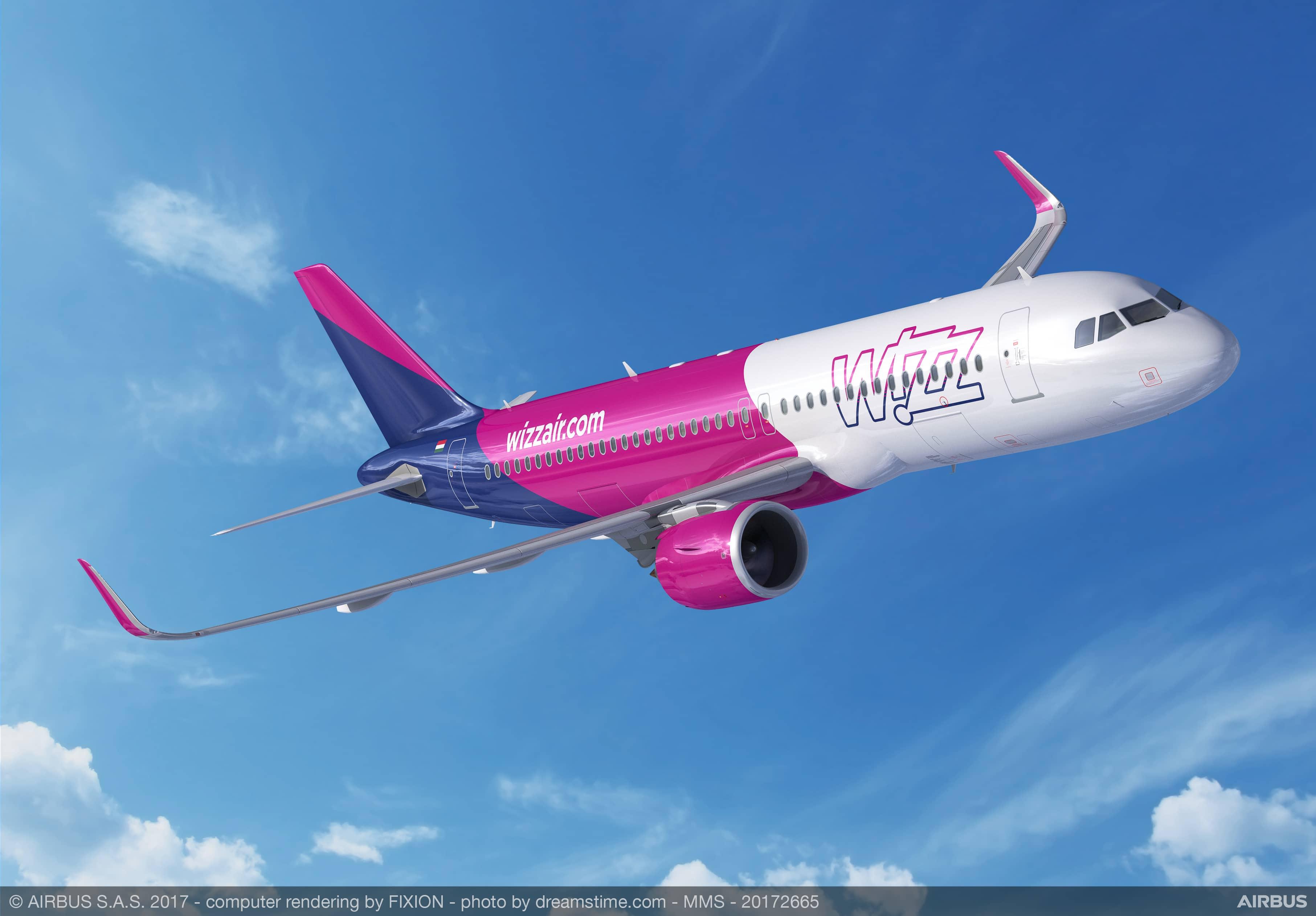 Wizz Air me porosi deri te udhëtarët gjatë periudhës së pademisë