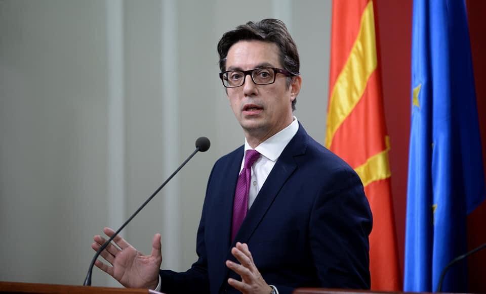 Sot presidenti Pendarovski do të mbajë fjalimin vjetor në Parlament