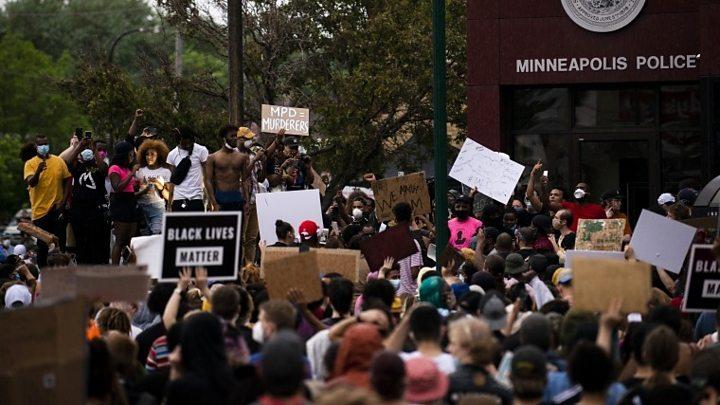 Protesta të mëdha në Mienesota të SHBA-ve humb jetën një viktimë