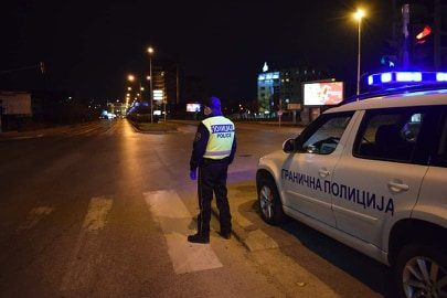 32 shkelje të orës policore, 564 gjoba për mosmbajtje të maskës