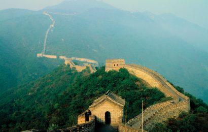 Disa fakte mbi ndërtimin e Murit Kinez