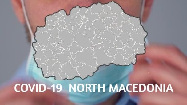 Maqedoni: 296 raste të reja me Covid, 109 të shëruar dhe 8 viktima