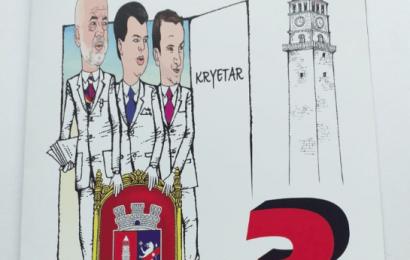 'Tre kamberë në një derë', ekspozita e Bujar Kapexhiut