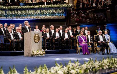 Anulohet ceremonia e ndrajes së çmimeve Nobel