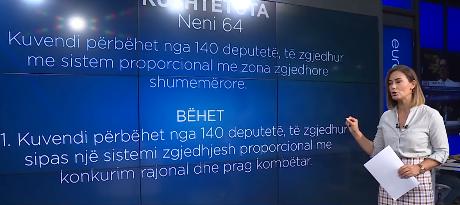 Shqipëri: Ndryshimet kushtetuese në Parlament, reagon KE