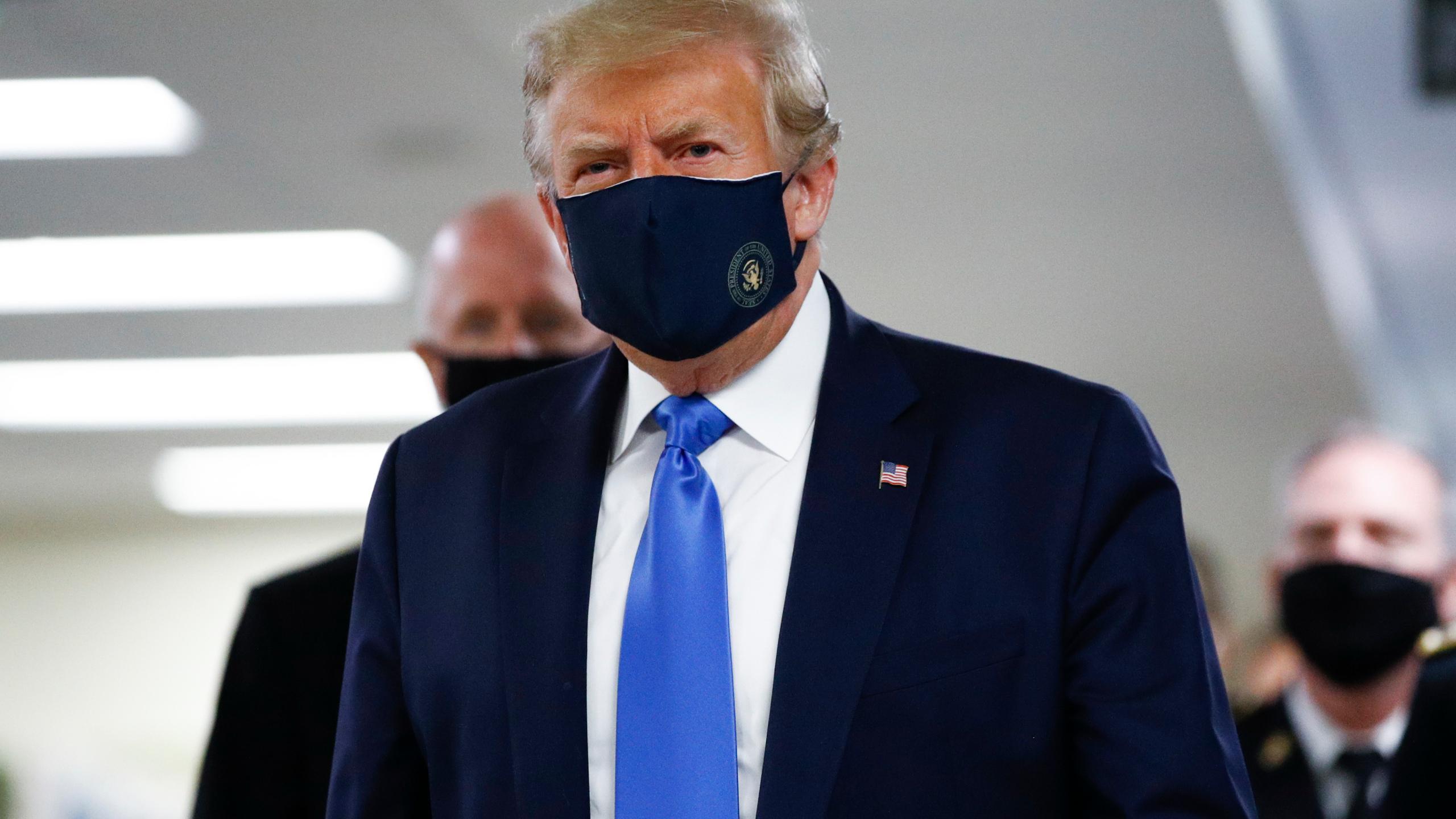 SHBA: Trump njoftoi protesta masive