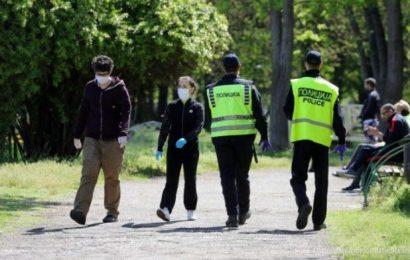 MPB: 17 shkelje të orës policore, 511 gjoba për mosmbajtje të maskës