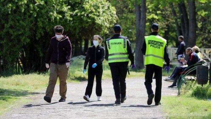 MPB: 390 gjobitje për mosmbajtje të maskave