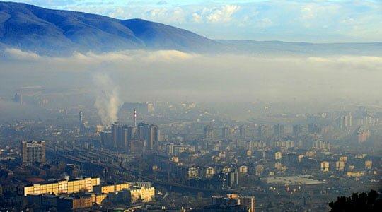 Parashihen gjoba për ndotësit e ajrit në Maqedoninë e Veriut