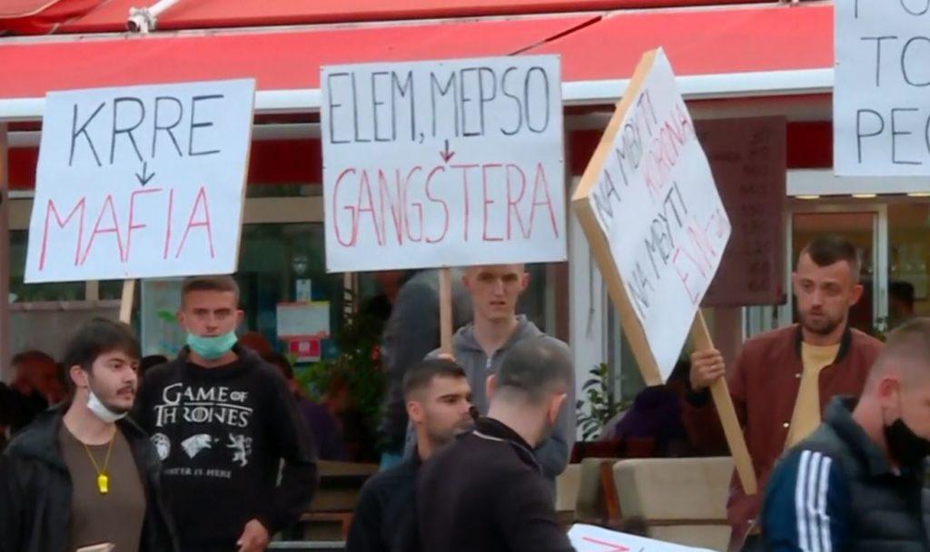 Në Shkup sërish do mbahen protesta kundër shtrenjtimit të energjisë elektrike
