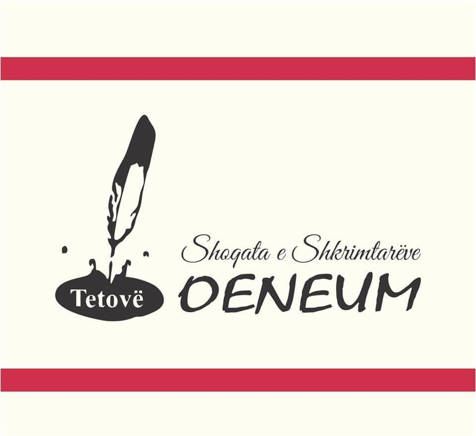 """SHOQATA E SHKRIMTARËVE """"OENEUM"""" – TETOVË: Shpall konkurs letrar për krijuesit e rinj – poezi!"""