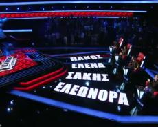 Ukrainasja këndon këngë shqipe në 'The Voice of Greece' (Video)
