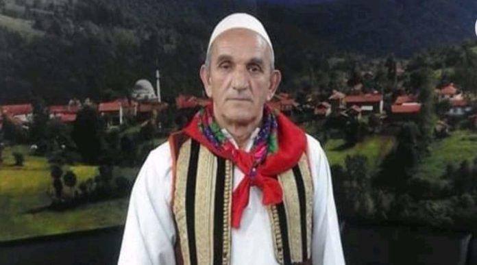 Ndahet nga  jetë artisti dhe humanisti i njohur gostivaras, Ali Imeri.
