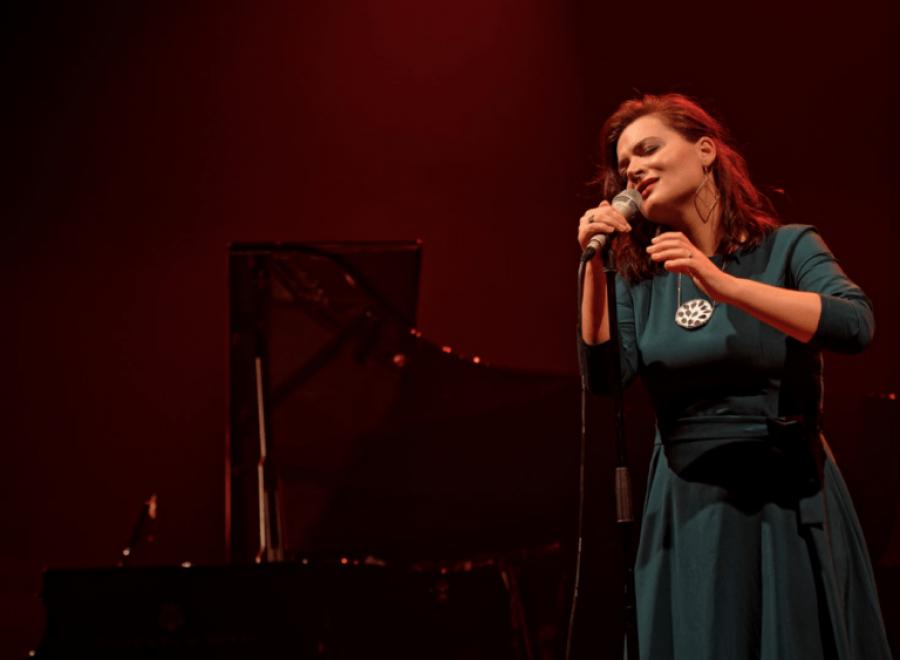 """Elina Duni ka performuar """"live""""në programin """"Radio 3"""" të BBC-së"""