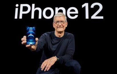 """Kompania """"Apple"""" paraqiti versionet e reja të iPhone 12"""