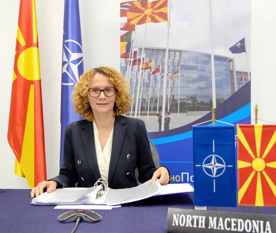 Aktivizimi i Armatës, Shekerinska: Presim që  presidenti të marr vendim