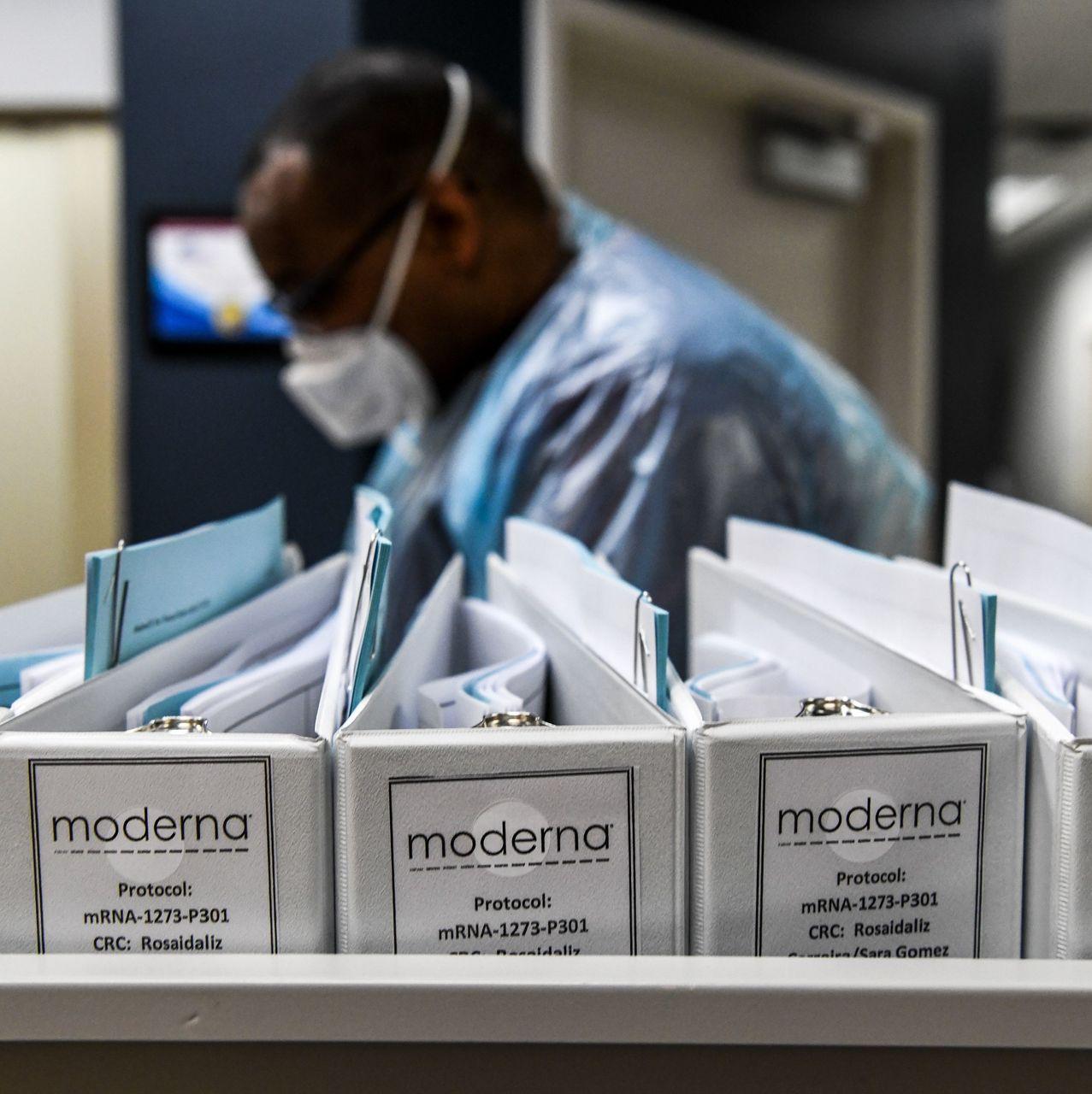 Kompania amerikane Moderna thotë se krijuar vaksinën anticovid, është 94, 5% efektive