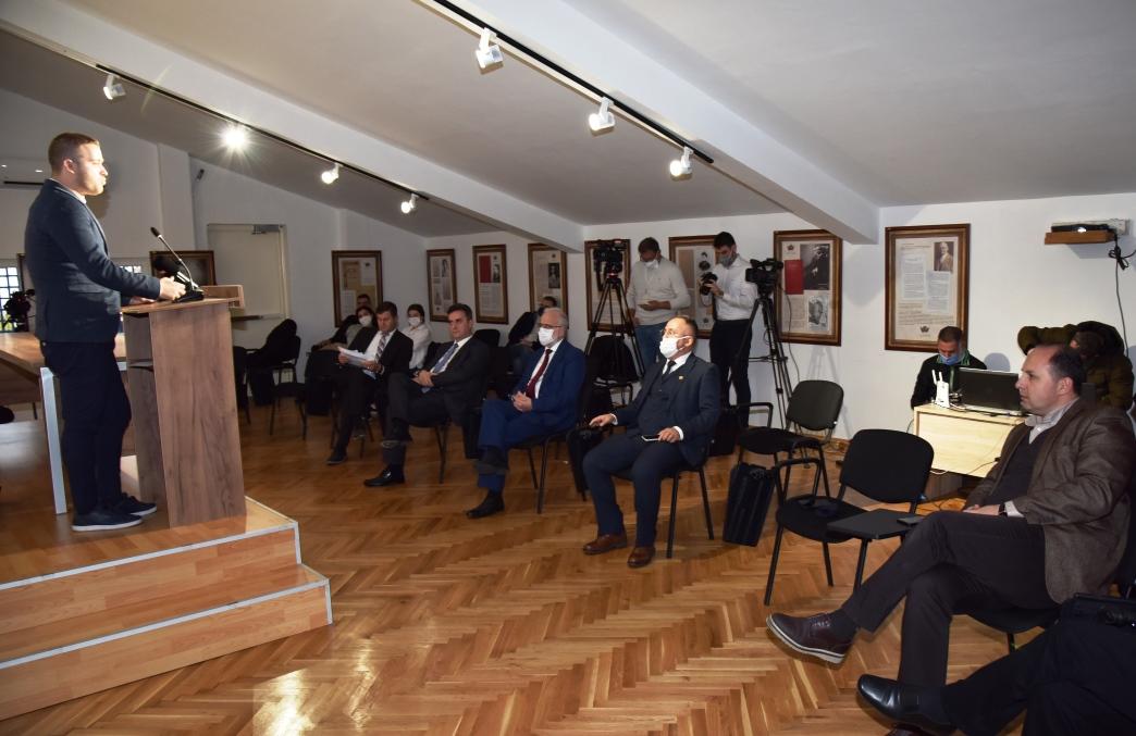 """ITSHKSH: Aktivitete të manifestimit kulturor – shkencor """"Ditët e Alfabetit"""" në 112-vjetorin e Kongresit të Manastirit"""