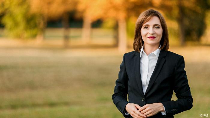 Maia Sandu, fituese e zgjedhjeve presidenciale të Moldavisë