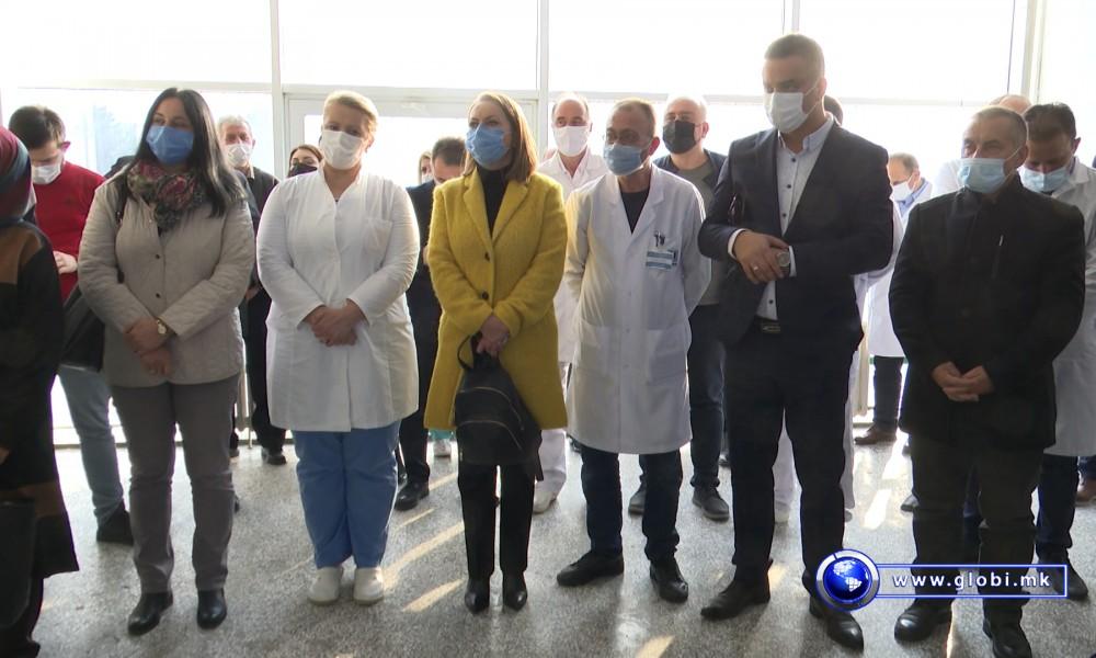 Gostivar: 287 infermiere dhe 18 mjek në kërkim pune