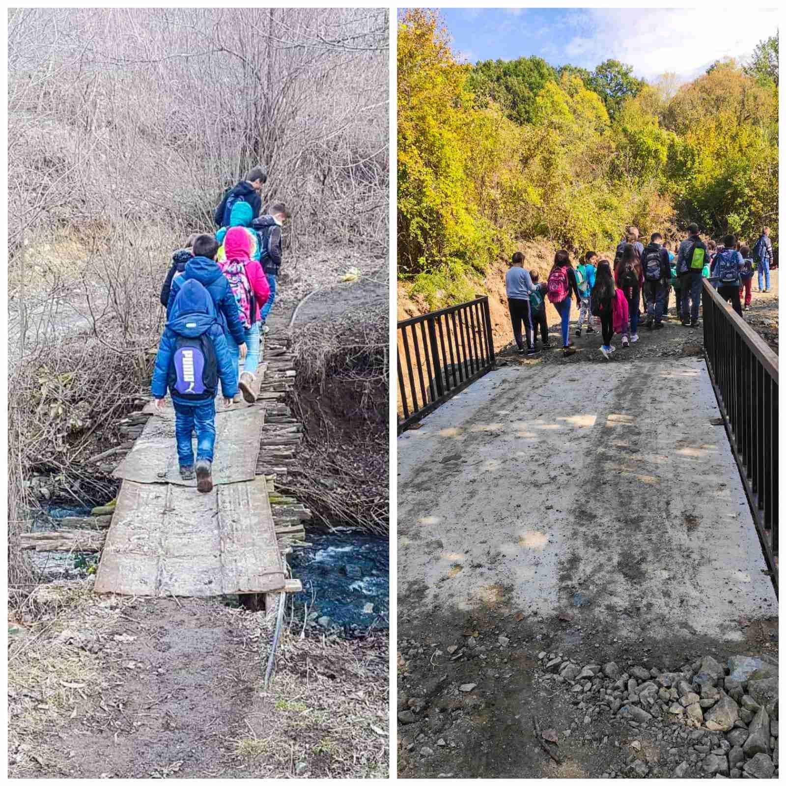 IOM rikonstruoi urën e fshatit Runicë të komunës së Lipkovës