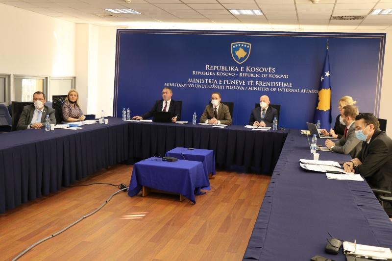 Bashkëpunimi mes Kosovës dhe Francës në luftën kundër krimit të organizuar