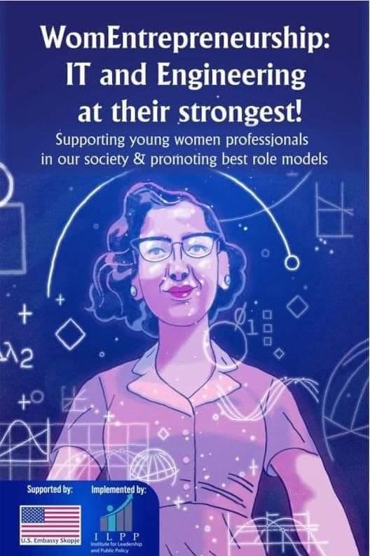 """ILPP realizoi trajnimin tre ditor """"Femrat në IT dhe Inxhinieri"""""""