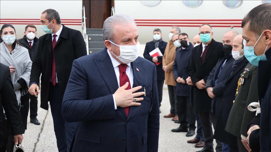 Kryeparlamentari turk për vizitë në Shkup