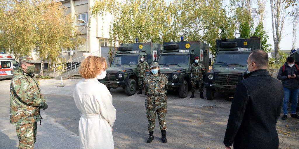 RMV: Një ekip i personelit mjekësorë ushtarak do të trajnohet në Norvegji
