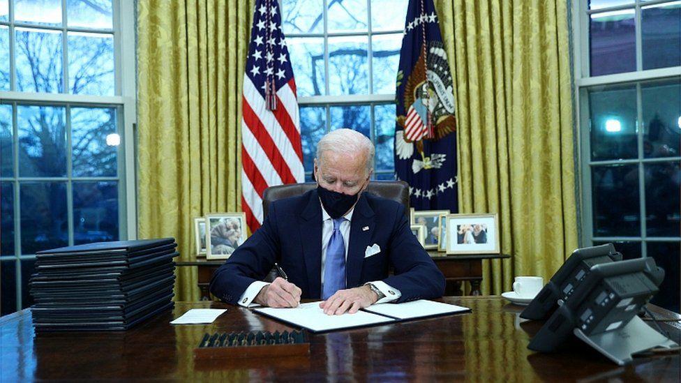 Presidenti Joe Biden ndryshoi politikat e migracionit