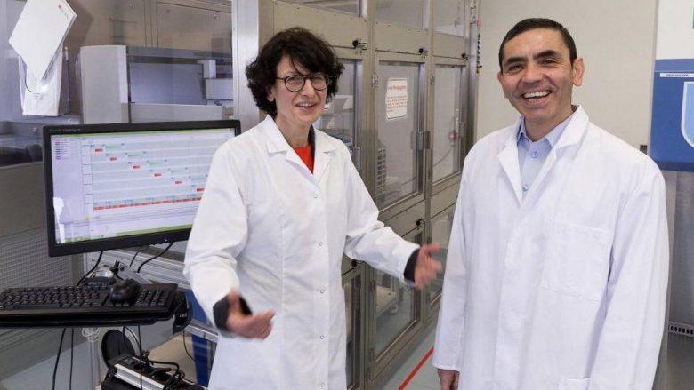"""Themeluesit e BioNTech-ut parashikojnë """"fundin e kufizimeve për shkak të COVID-19"""""""