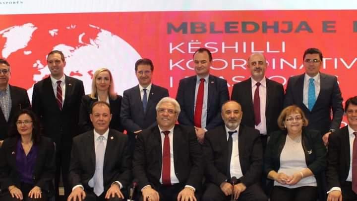 Këshilli Koordinues i Diasporës, apel mërgatës nga Maqedonia e Veriut.