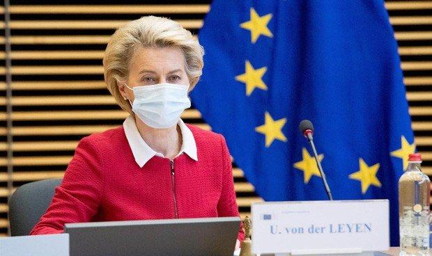 Leyen: BE ka eksportuar mbi një miliard vaksina në botë